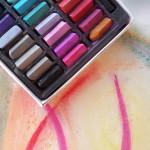 Atelier Créalib - Dessin pastel secs - cours Roanne 42