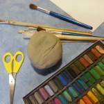 atelier arts plastiques Créalib (1) - Roanne 42 - Yolande Bertrand
