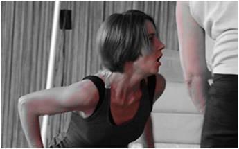Danse libre Danse-théâtre - Yolande Bertrand Roanne