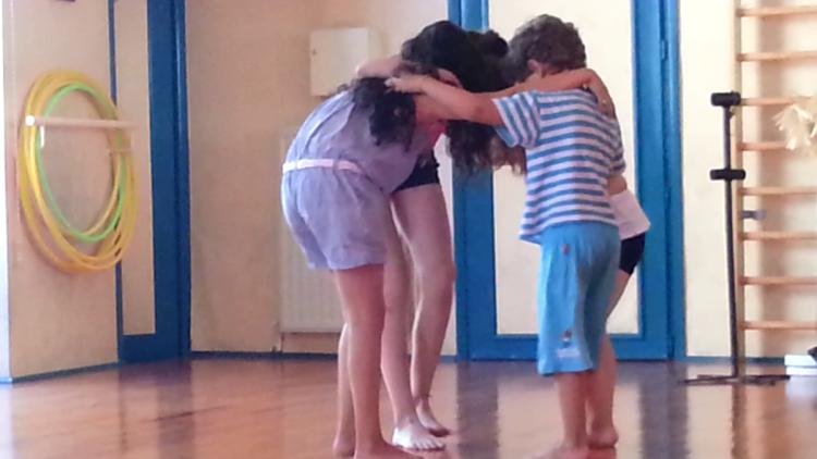 Stage de théâtre spontané enfants au Collectif CAFECO