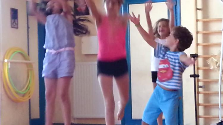 Stage de théâtre spontané enfants