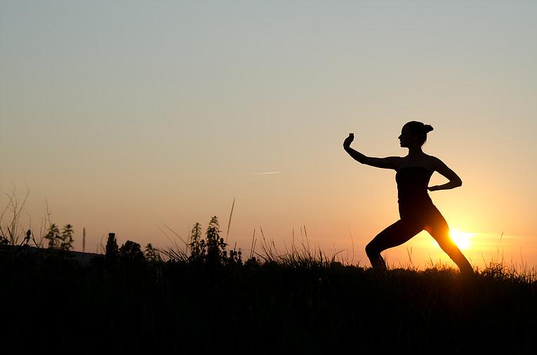 qi gong et danse libre